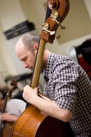 String Faculty Rehearsal